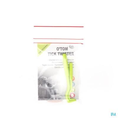 OTOM TICK TWISTER TEKENPINCET 2