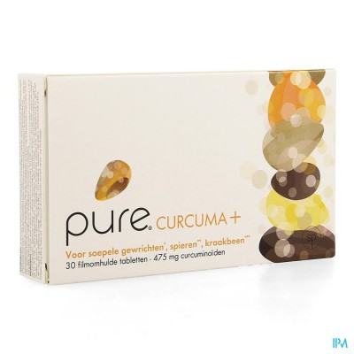 PURE CURCUMA+ COMP 30