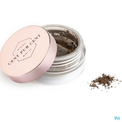 CENT PUR CENT LOSSE MINERALE SHADOW BRONZE 2G