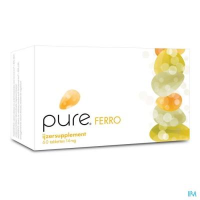 Pure Ferro Tabl 60