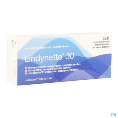 LINDYNETTE 30 COMP 3 X 21