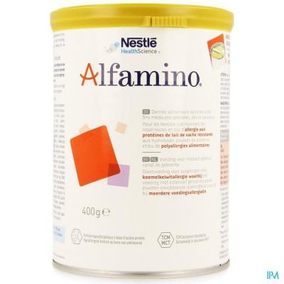 ALFAMINO PDR POT 400G