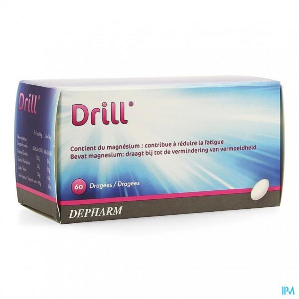 Drill Nf Drag 60 Verv.1497-551