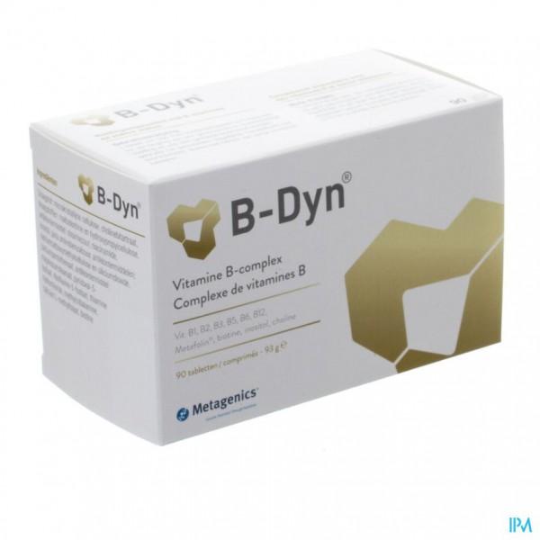 B-DYN NEW COMP 90 21455 METAGENICS