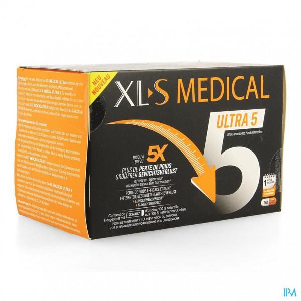 XLS MEDICAL ULTRA 5 COMP 180