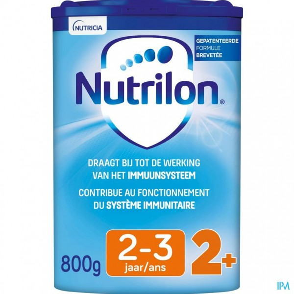 NUTRILON 2+ 800G CFR 4299848