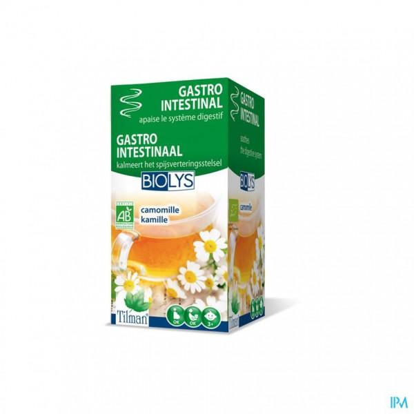 Biolys Kamille Bio Tea-bags 20